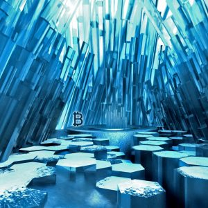 Extreme Cold Storage: A Fortress of Solitude for Bitcoins