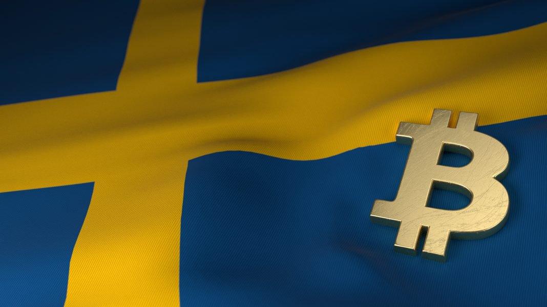 Swedish Officials Settle First Debt in Bitcoin