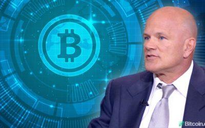 Novogratz: Global 'Liquidity Pump' Will Keep Bitcoin Rising, Price to Hit $20K This Year