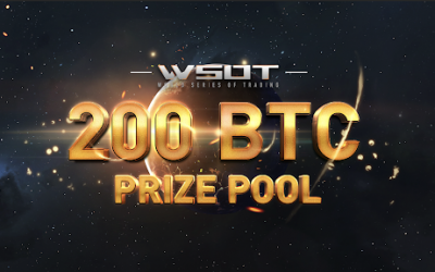 Bybit presents World Series of Trading (WSOT) – 200 BTC Prize Pool up for Grabs