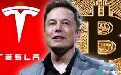 Elon Musk Ponders Tesla Putting Billions Into Bitcoin, Asking if Such Large Transactions Are Possible