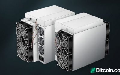 Riot Blockchain Buys 15,000 Antminers, Operation Will Command 37,640 Bitcoin Miners