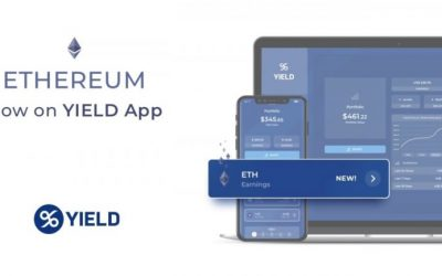 YIELD App Launches Ethereum Fund, Gives Users up to 20% APY