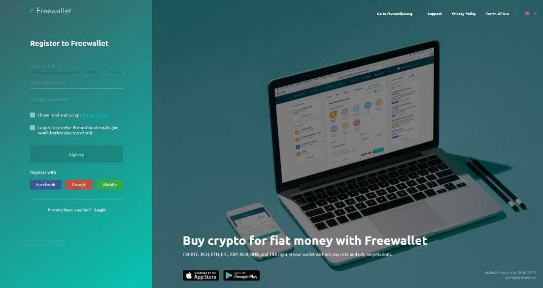 Freewallet Review 2021 — Market leading custody wallet