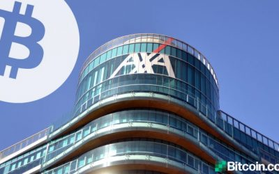 Insurance Giant AXA Allows Swiss Clients to Pay for Services With Bitcoin