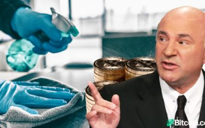 Shark Tank's Kevin O'Leary Will Only Buy 'Clean' Bitcoins — Says Institutions Will Not Buy 'Blood Coins' From China