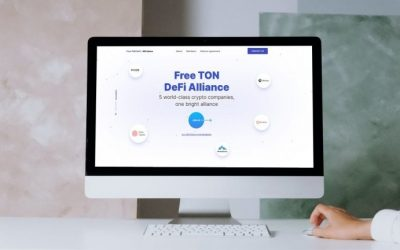 Free TON DeFi Alliance to Lead the Decentralized Finance Ecosystem Growth of TON Blockchain