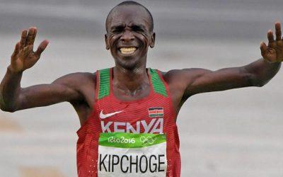 Kenyan Athlete and Olympic Champion Eliud Kipchoge Gets $40K in ETH After Auctioning NFTs of 'Key Moments'