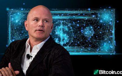 Bitcoin Bull Mike Novogratz Warns of 'Existential Crisis' if the US Fails to Create Digital Dollar