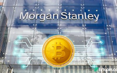 Morgan Stanley Adds Bitcoin to 12 Mutual Funds' Investment Strategies