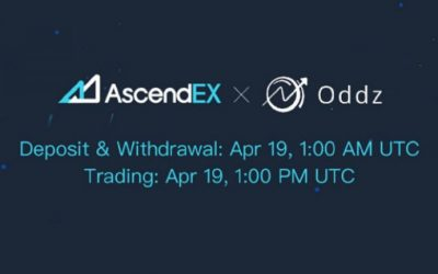 ODDZ Listing on AscendEX