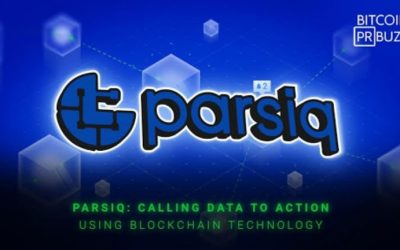 PARSIQ: Calling Data to Action Using Blockchain Technology