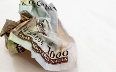 Nigerian Central Bank Threatens Jail Time for Citizens Caught Defacing Naira Banknotes
