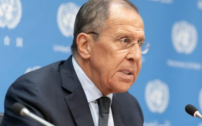 Russian Foreign Minister States Crypto Might Play a Significant Role in Settlements